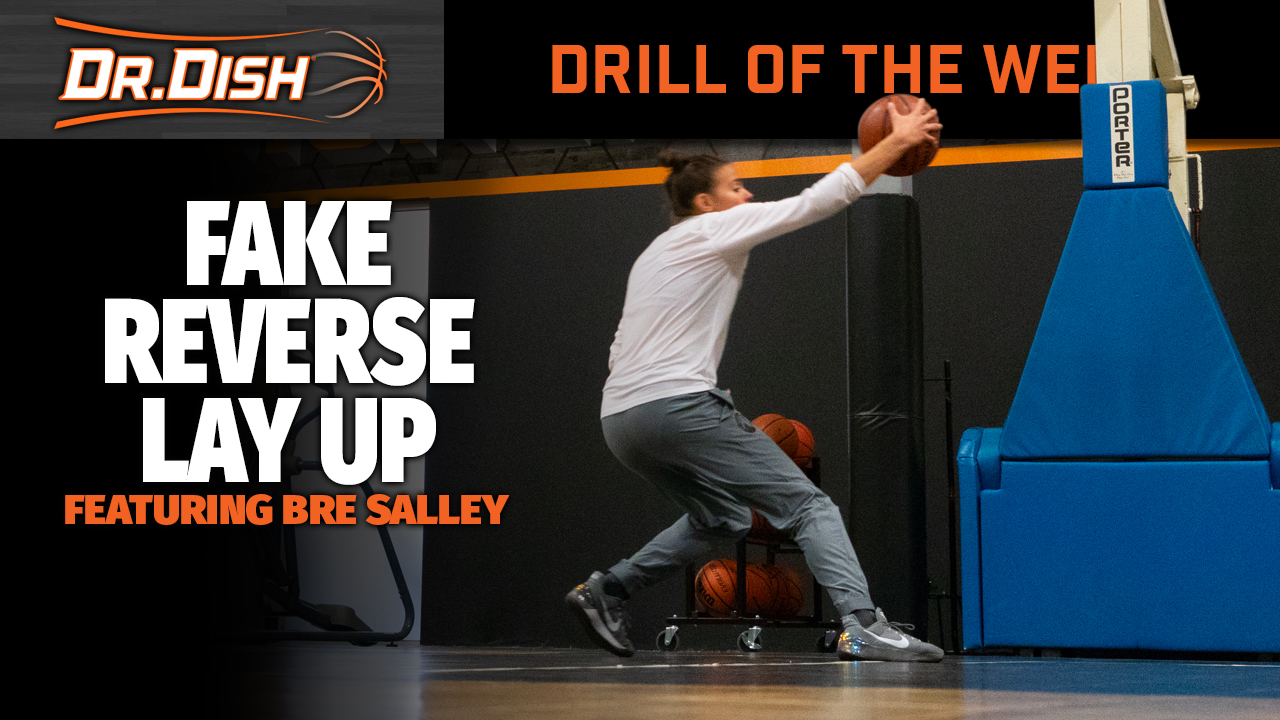 Basketball Moves: Fake Reverse Layup With Bre Salley