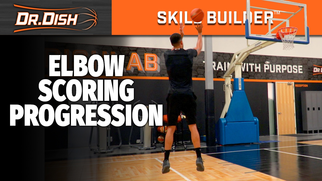 Dr. Dish Skill Builder Workout: Pinch Post Away from the Basket