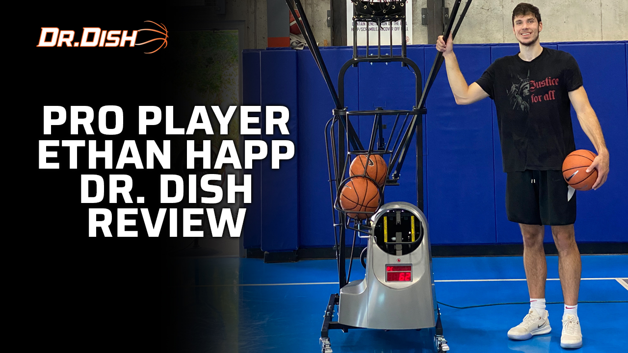 Why Former All-American and Current Pro Ethan Happ Loves His Dr. Dish