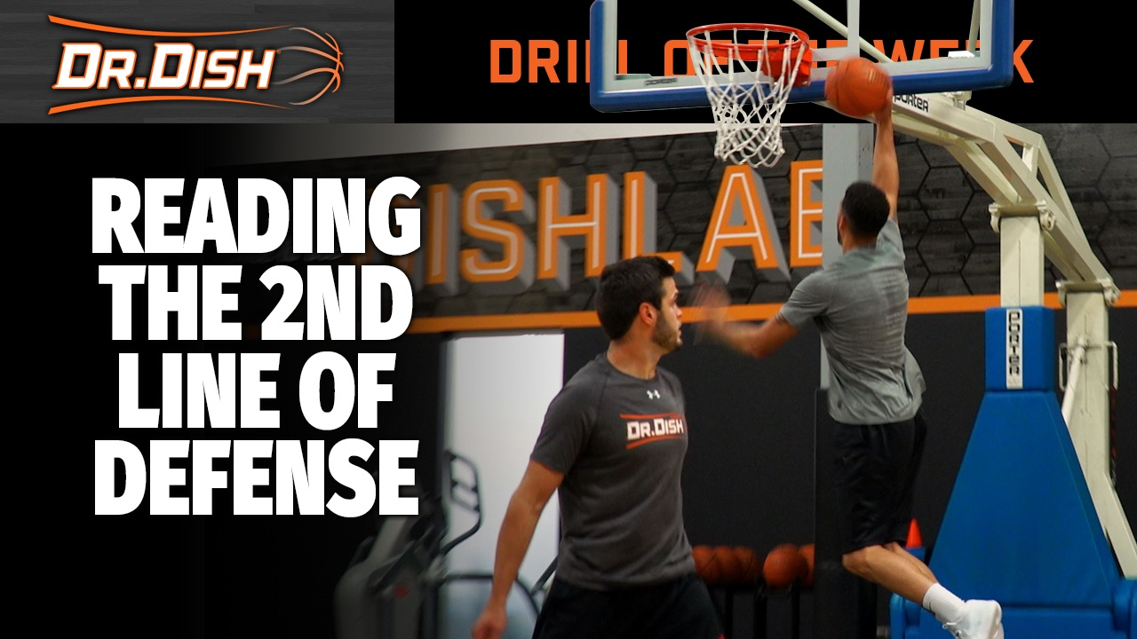 Basketball Drills: Reading the 2nd Line of Defense