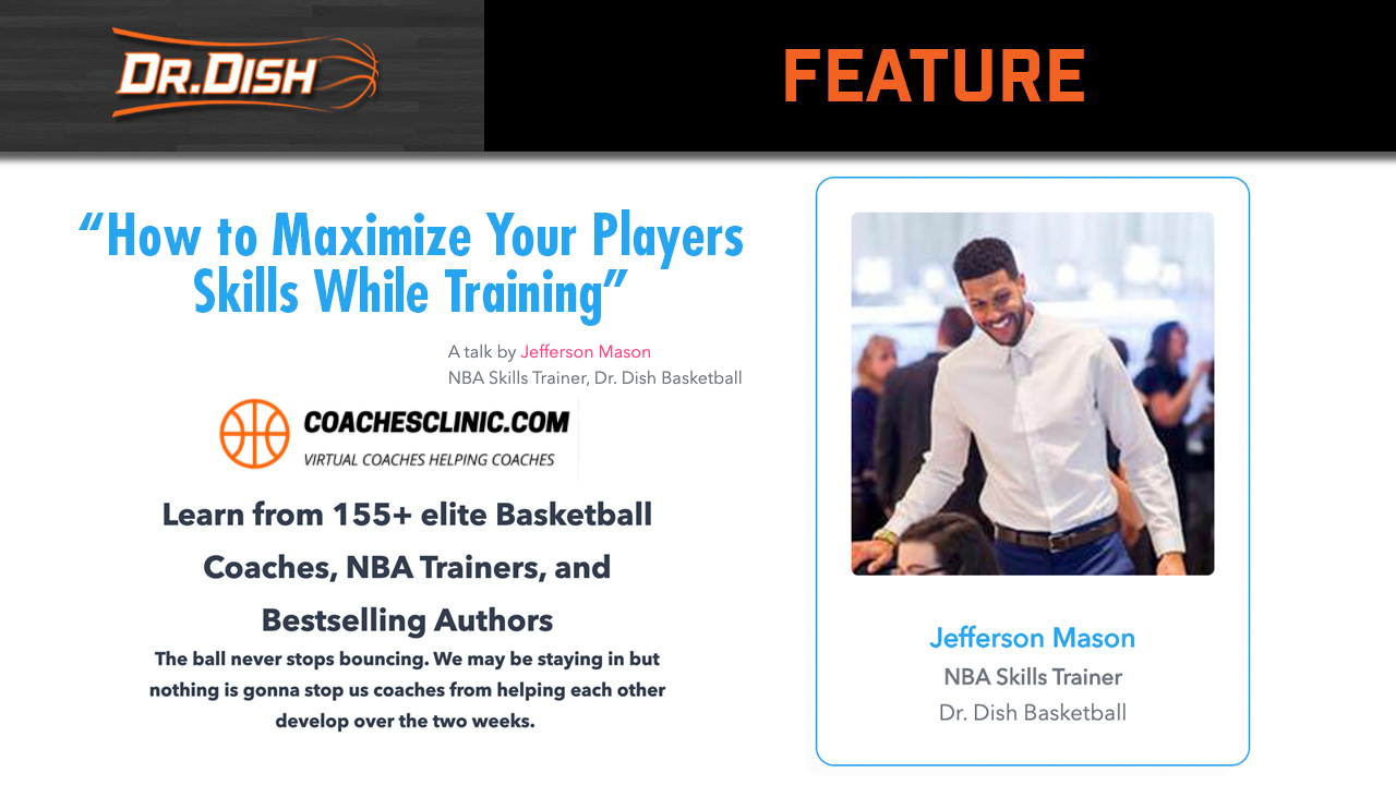 How to Maximize Players Skills While Training At Home (Recorded Presentation)