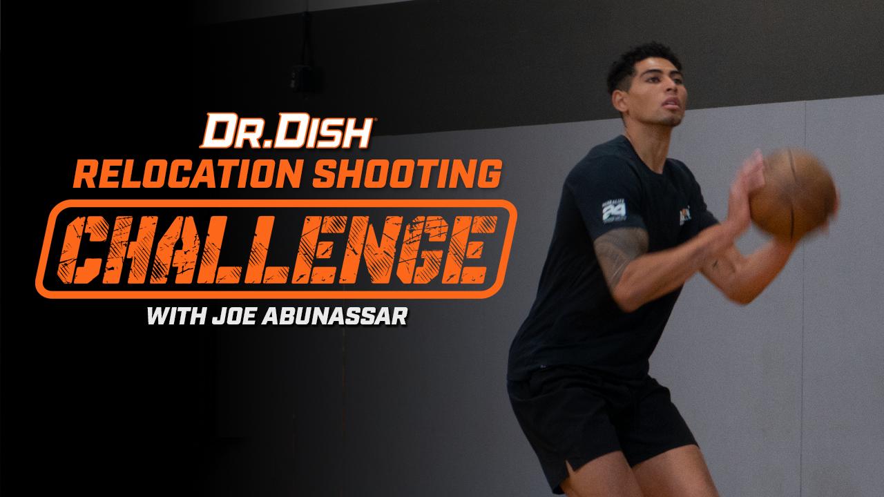 Basketball Challenge: Relocation Shooting with Joe Abunassar