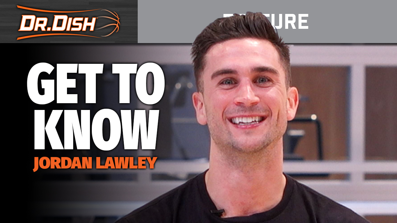 How Jordan Lawley Has Built a Basketball Training Empire