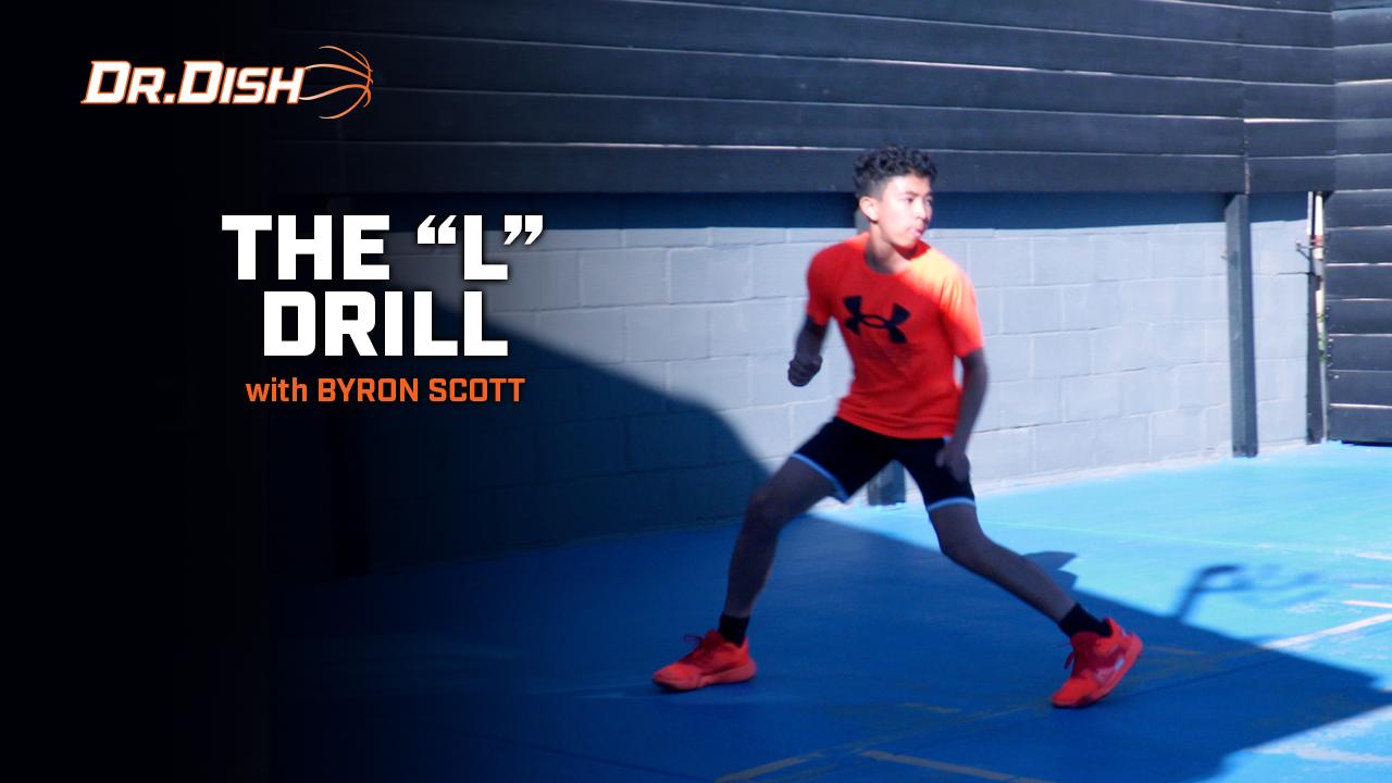 Byron Scott Dr. Dish Shooting Drill: The
