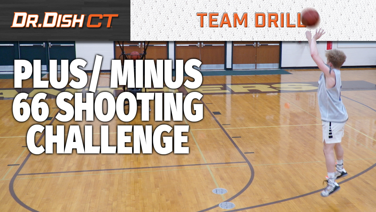 Basketball Shooting Challenge: Plus/Minus 66