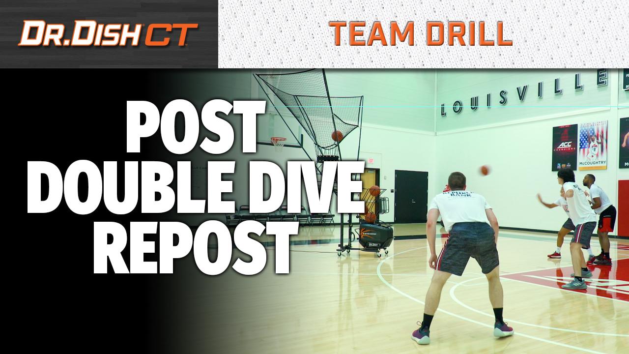 Louisville Post Drill: Double, Dive, Repost