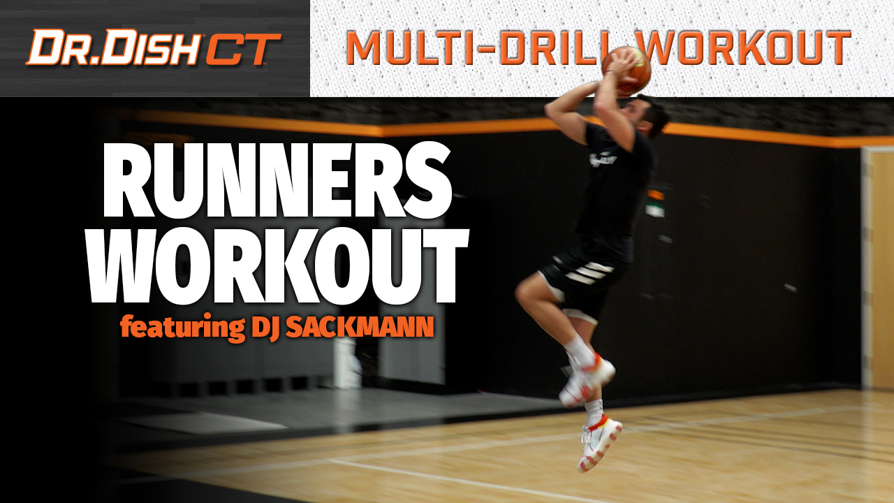 Basketball Drills: Runners Workout with DJ Sackmann