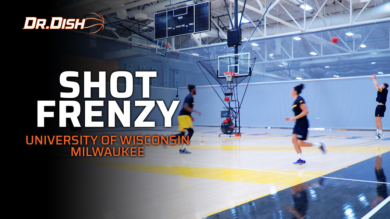 Team Shooting Drills: UW-Milwaukee Shot Frenzy