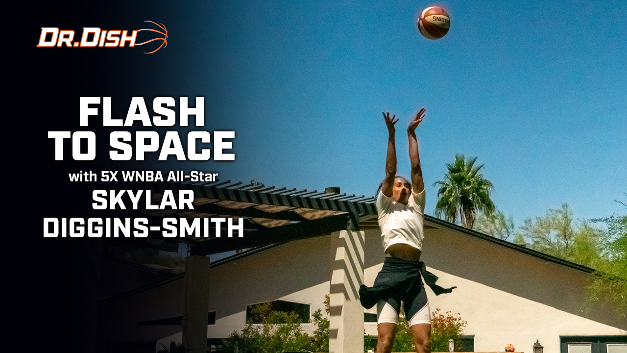Basketball Drills: Flash to Space with Skylar Diggins-Smith