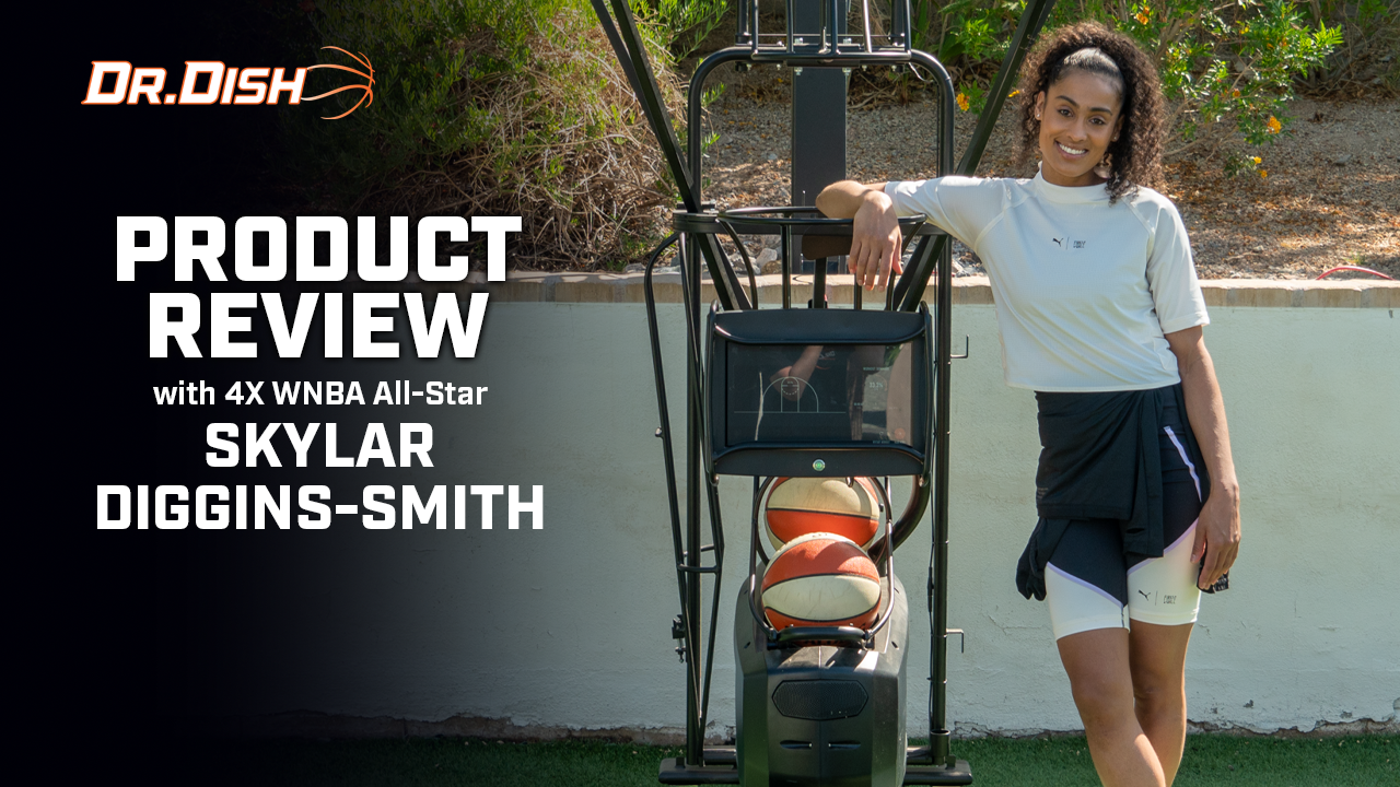 Dr. Dish Basketball Welcomes Skylar Diggins-Smith to the Family