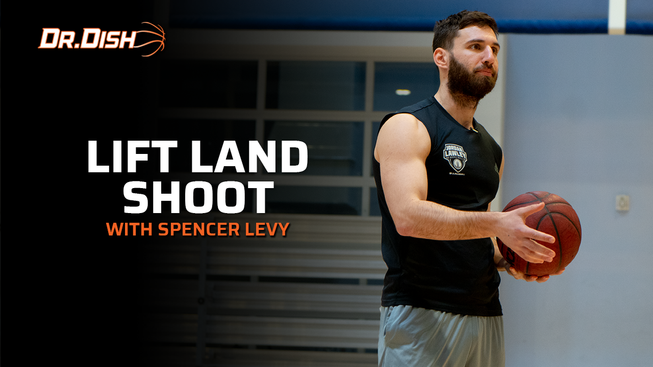 Basketball Shooting Drills: Lift, Land, Shoot with Spencer Levy