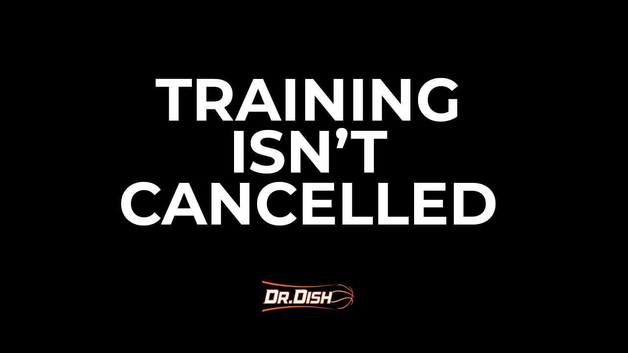 Training Isn't Cancelled: Ultimate Basketball Motivation