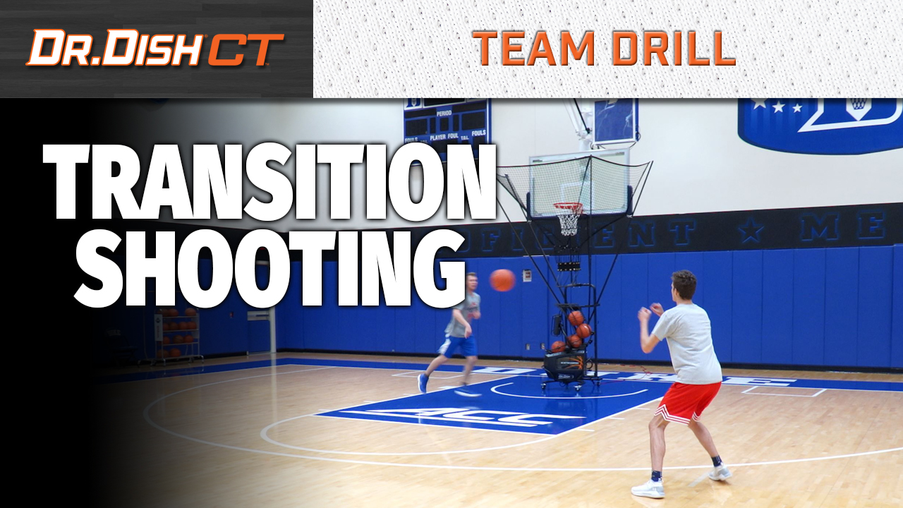 Duke Transition Shooting Drills