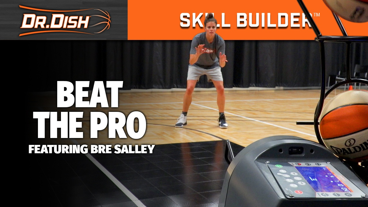 Beat The Pro: Skill Builder Basketball Challenge