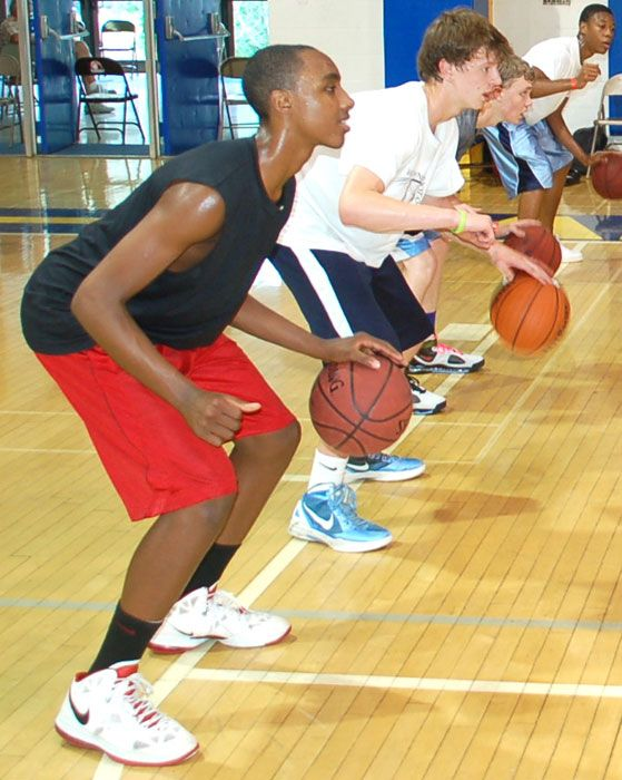 Basketball Drills: 5 Ball-Handling Fundamentals