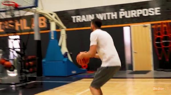 Basketball Drills: Baseline Shooting Skill Builder Workout