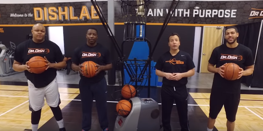 Basketball Drills: Attacking on the Catch with Coach Nick of BballBreakdown
