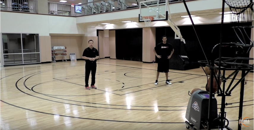 Basketball Drills: NBA Post Up Secrets