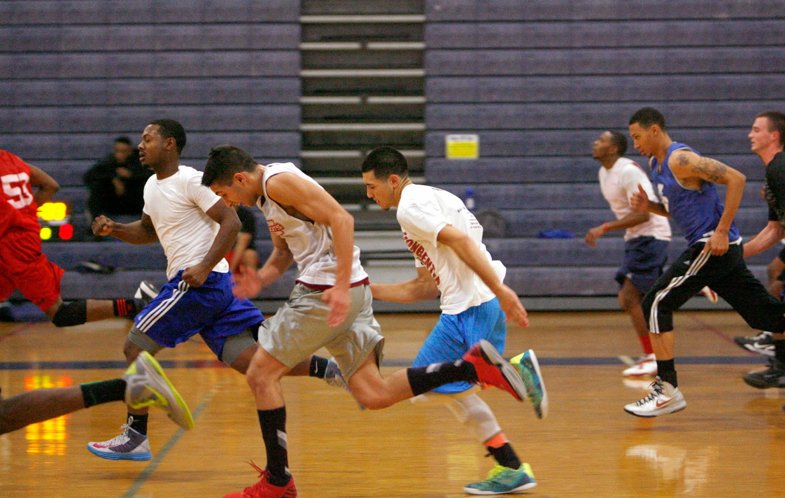 3 Ways Basketball Players Can Lead by Example in the Off-Season