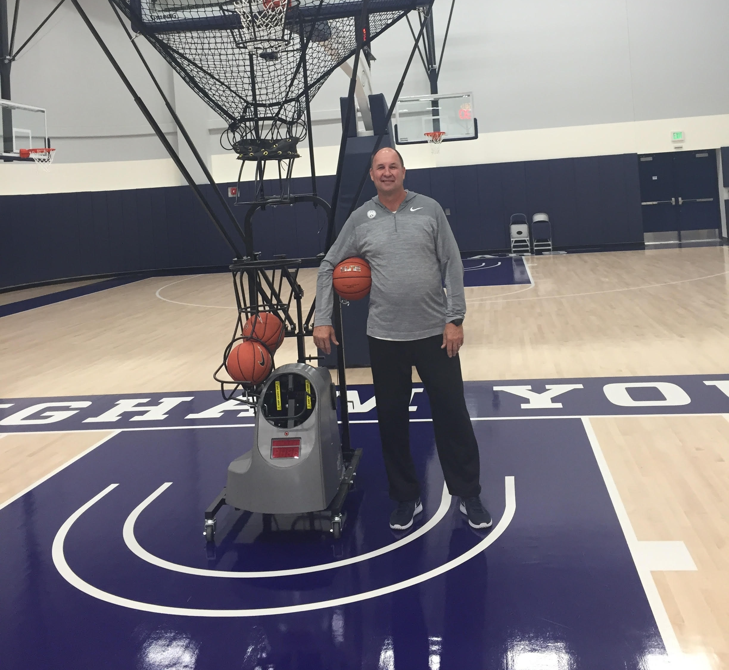 BYU Women's Basketball Team Jumps on Board with Dr. Dish