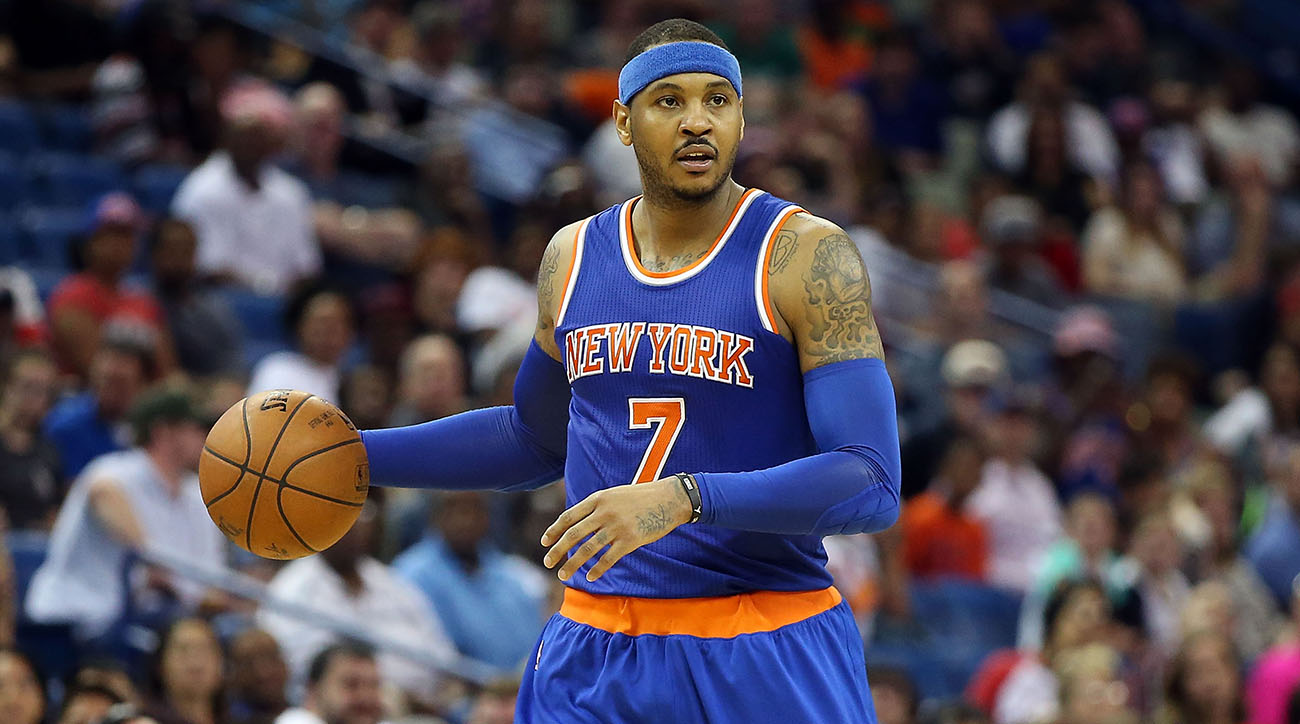 Dr. Dish Skill Builder: Carmelo Anthony Step Across Shooting