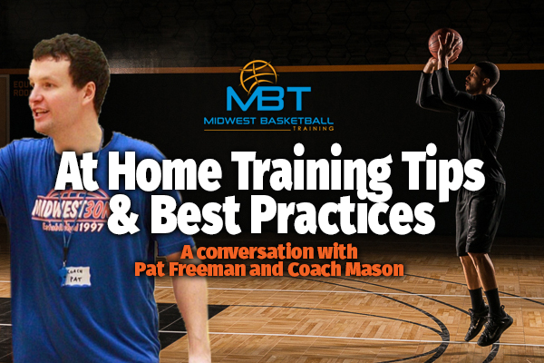 At Home Training Tips and Best Practices (Webinar) with Pat Freeman