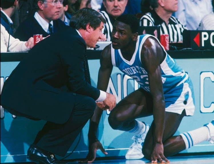 Dean Smith Basketball Quotes on Becoming a Selfless Teammate
