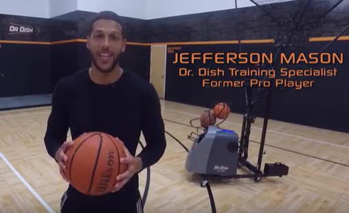 Basketball Drills: The 1st Dr. Dish Drill of the Week