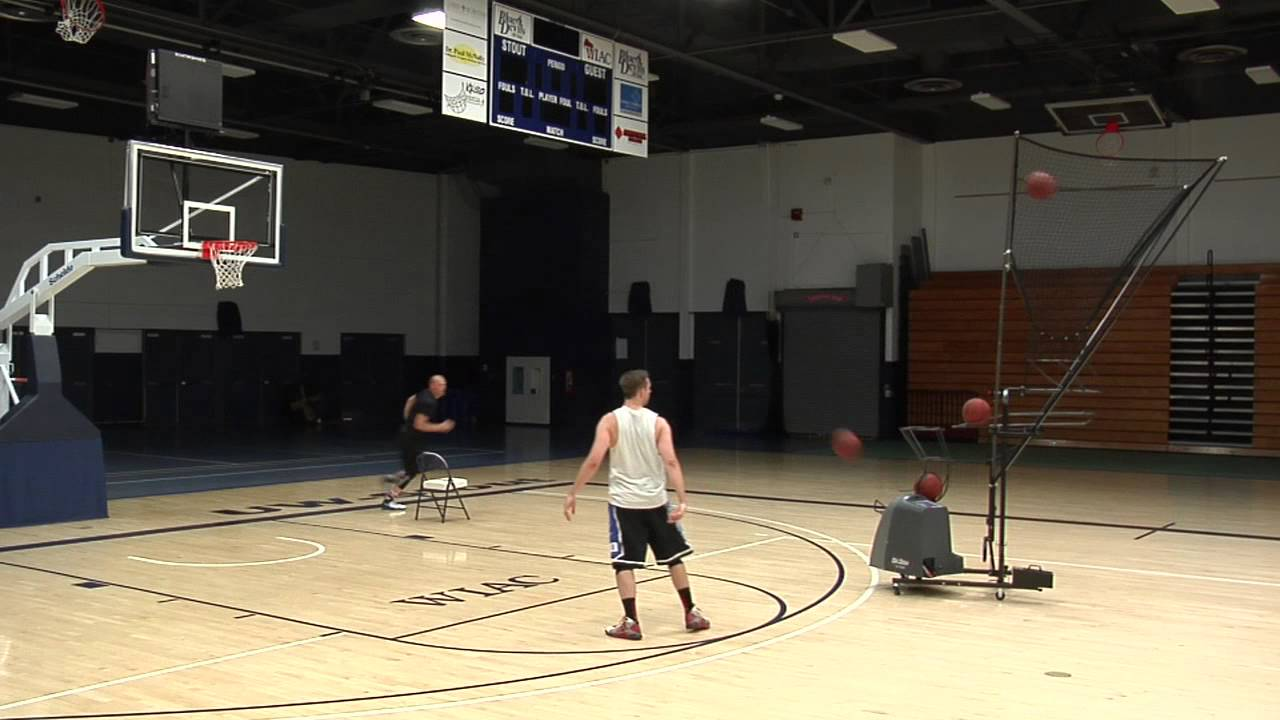 Basketball Shooting Drills: The Floppy Action