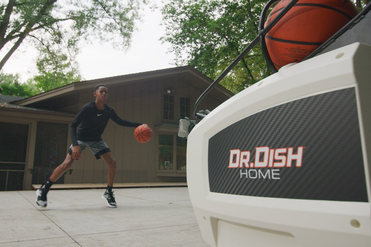 Basketball Shooting Machine for Home