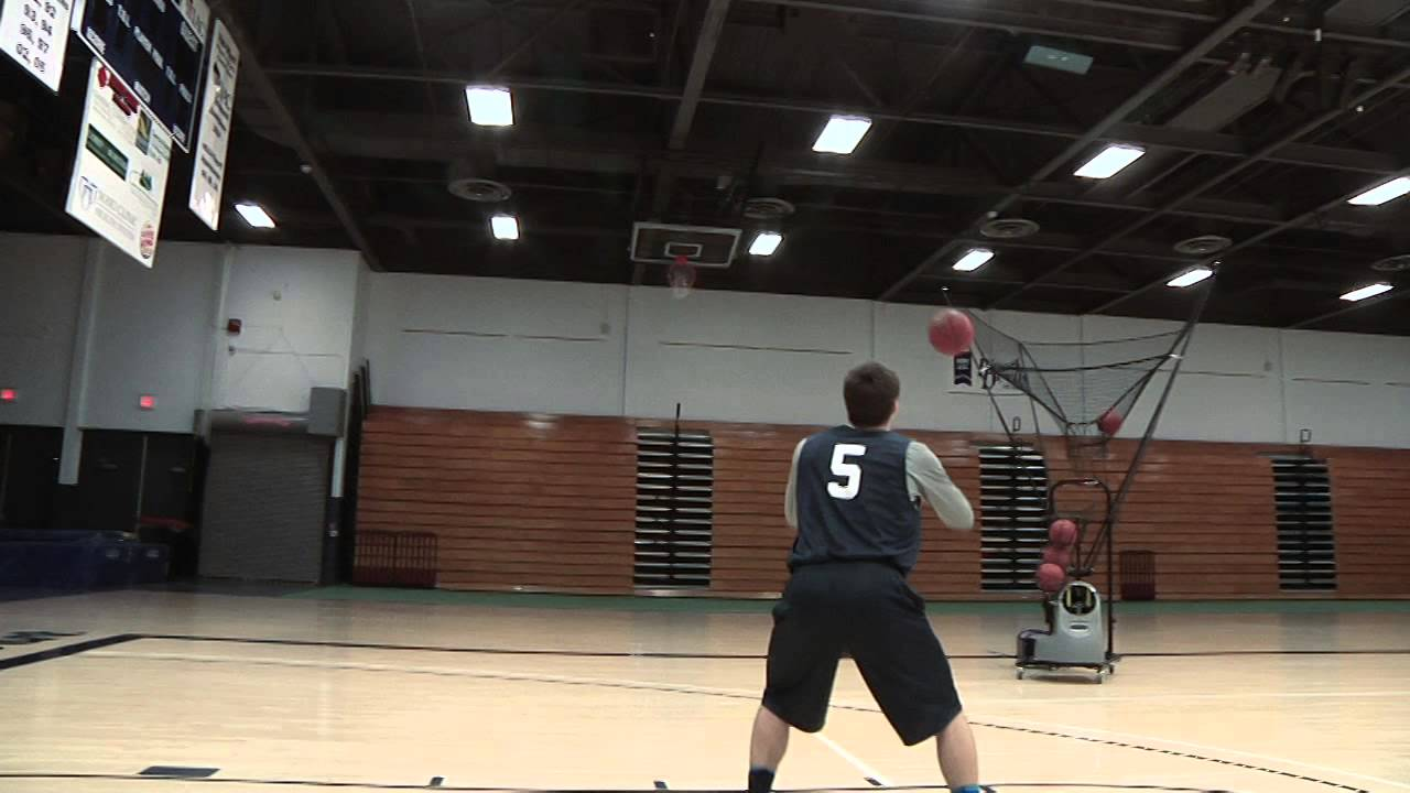 Basketball Practice Plan: How to Fully Utilize Your Shooting Machine During the Season