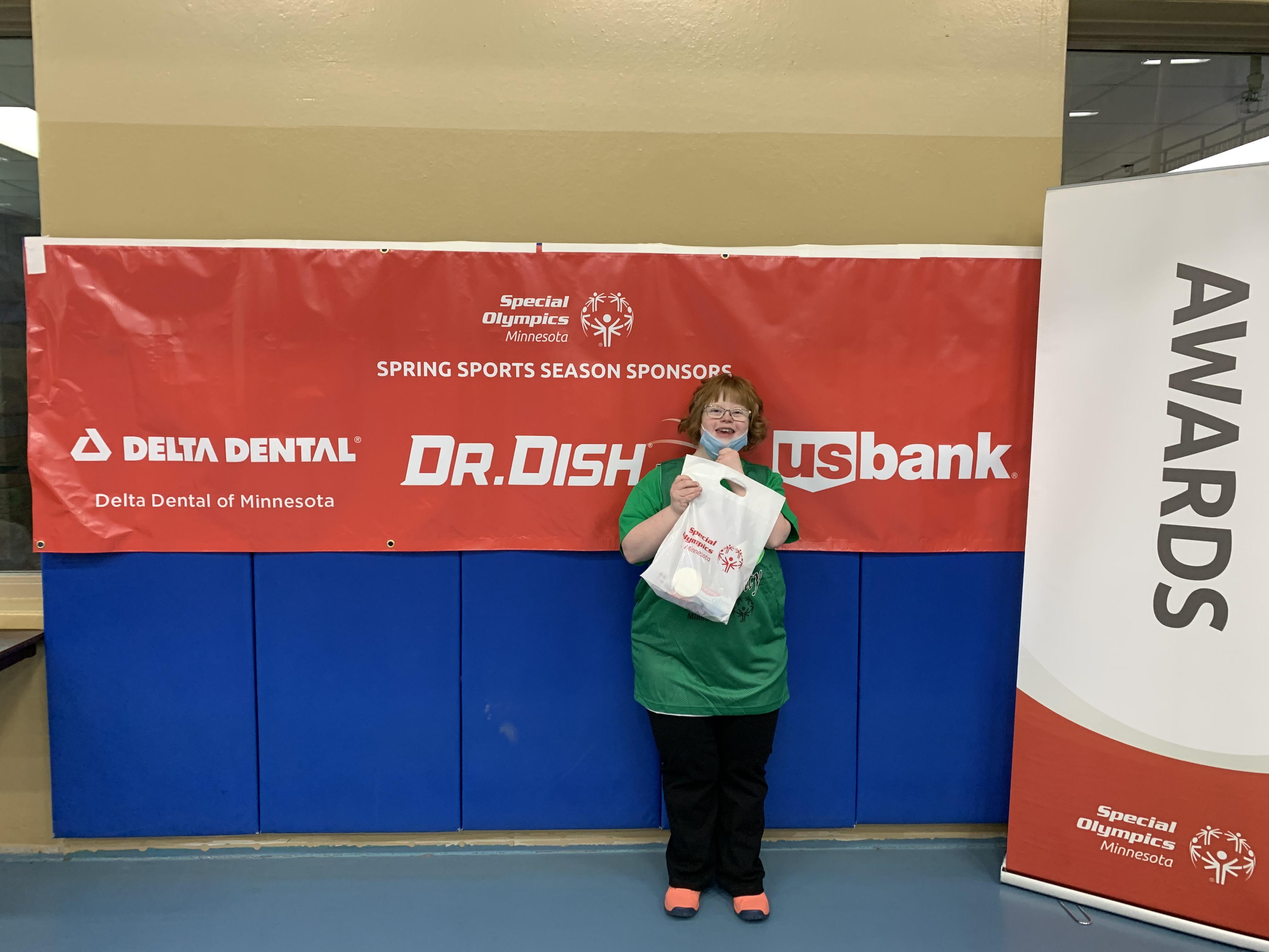 Dr. Dish Sponsors Special Olympics Minnesota Spring Sports Season