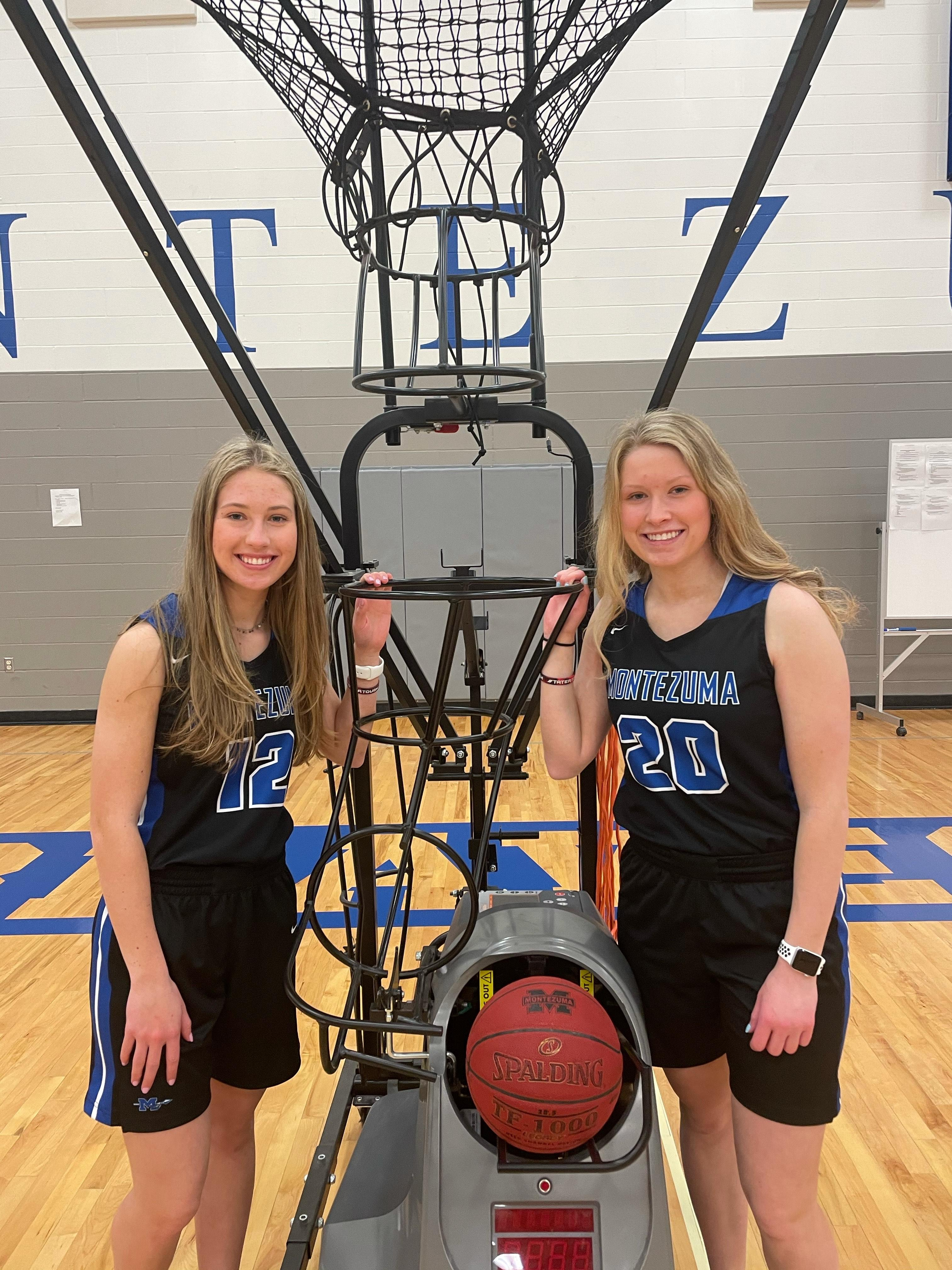 How Montezuma's Boulton Sisters Are Using Dr. Dish to Break Records