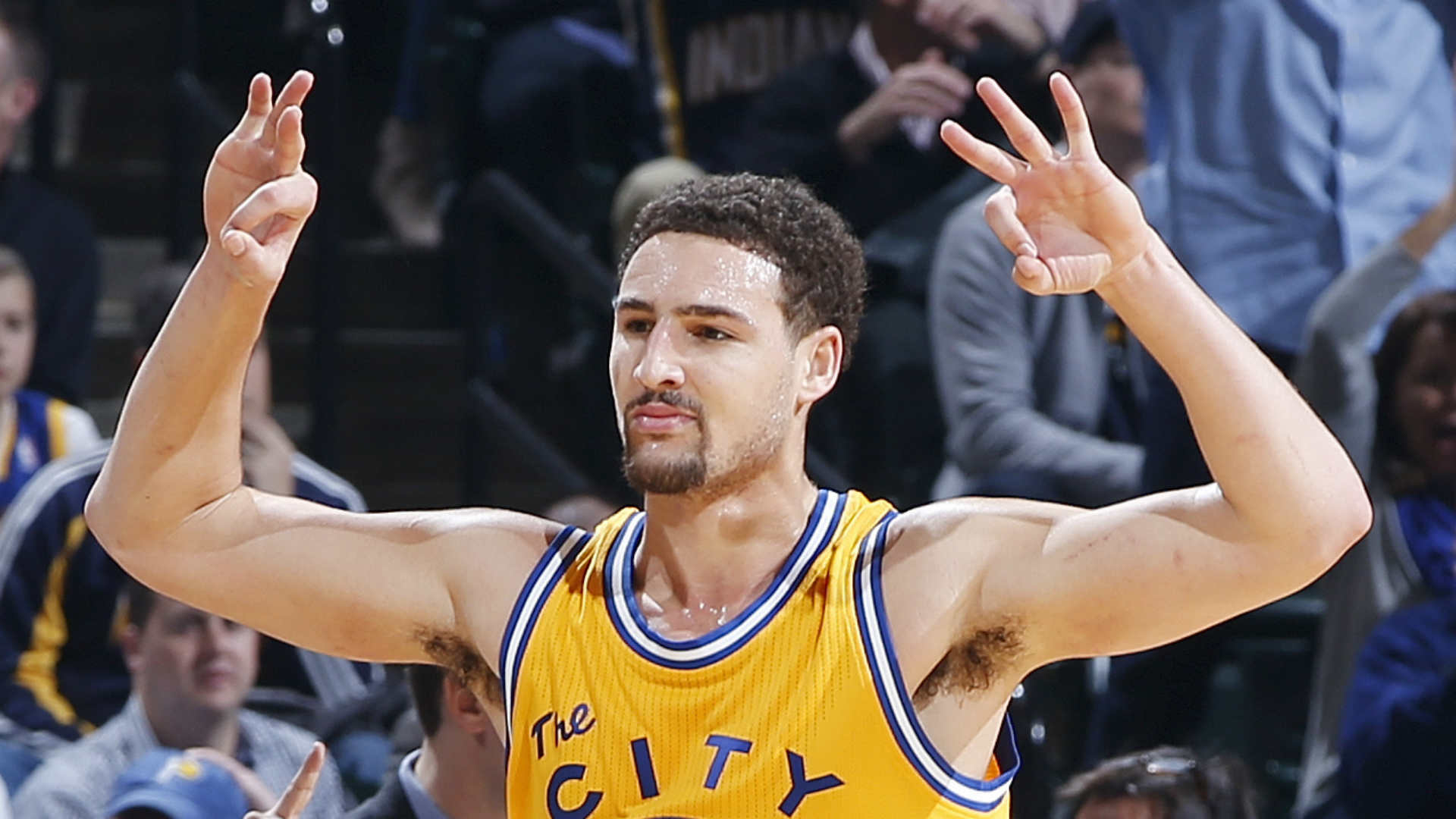 Basketball Shooting Drills: Klay Thompson Transition Shooting