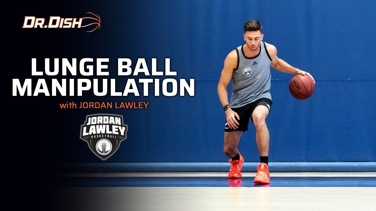 Ball Handling Drills: Lunge Ball Manipulation with Jordan Lawley