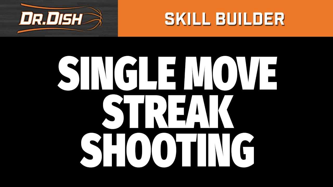 Basketball Drills: Streak Shooting