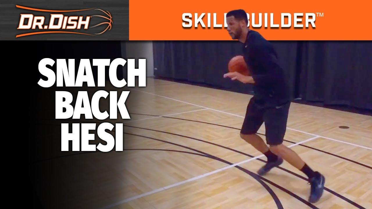 Basketball Drills: Snatch Back Hesitation Shooting