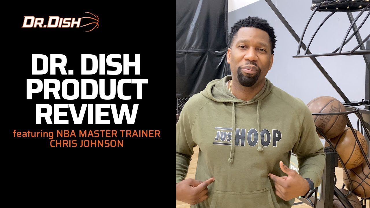 NBA Master Trainer Chris Johnson Partners with Dr. Dish