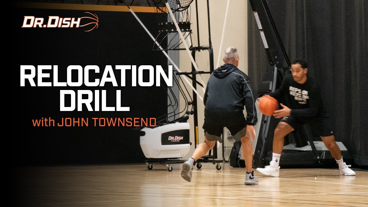 NBA Shooting Drills: Relocation with John Townsend
