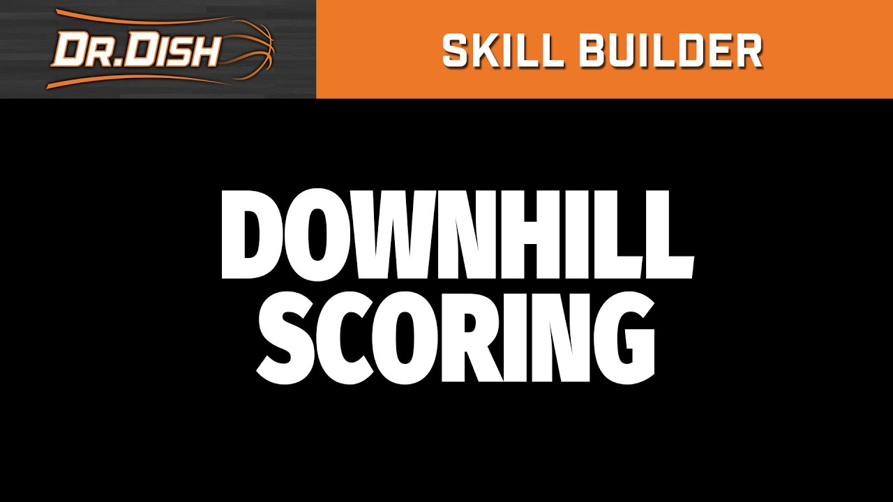 Basketball Drills: Downhill Screen Scoring