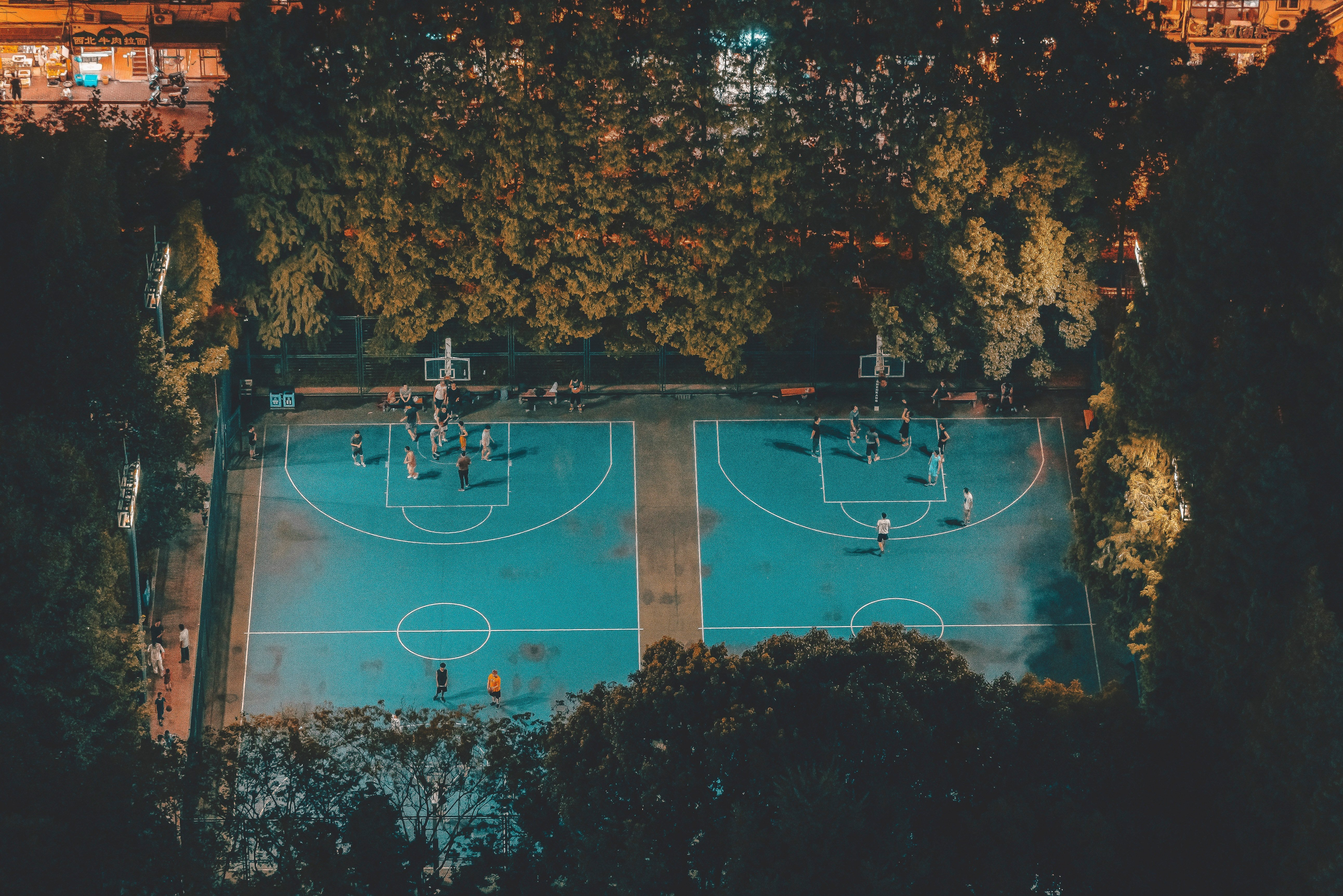 Basketball Pre-Season: Recharge Your Body and Mind
