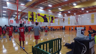 Dr. Dish Basketball Visits the Boo Williams NIKE EYBL Invitational