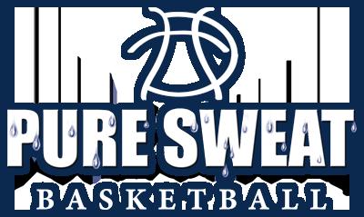 Basketball Shooting Drills: Pure Sweat 5 Spot Combo Shooting