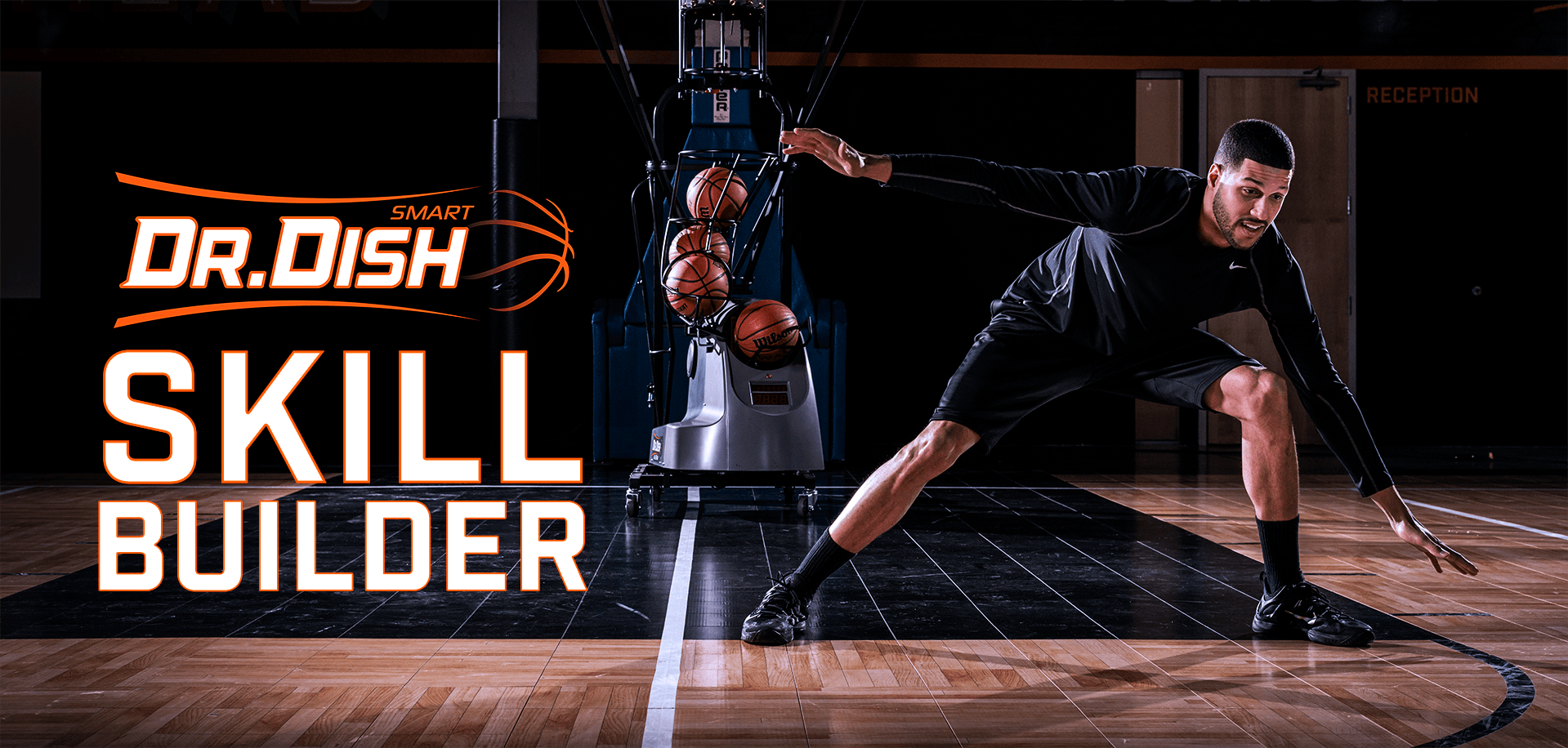 Dr. Dish Basketball Unveils Skill Builder