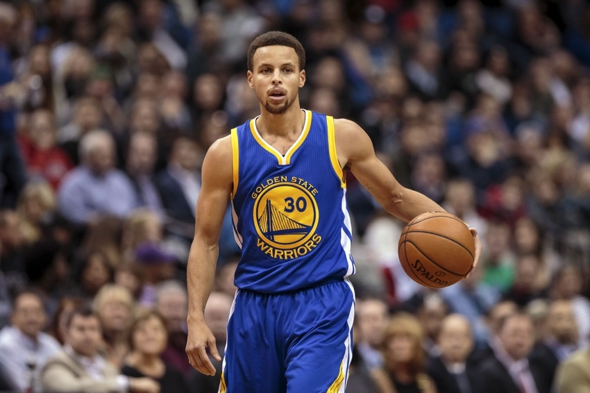 Basketball Drills: Stephen Curry's Favorite Combo Move