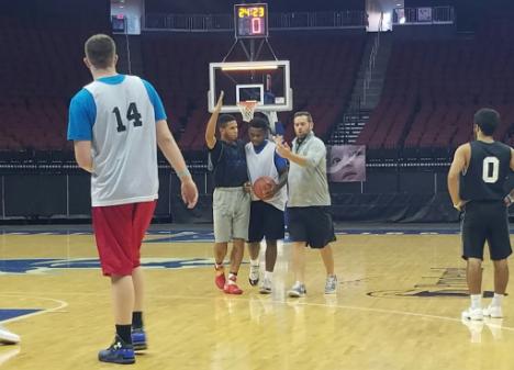 Basketball Coaching Clinics: Brayden Carr Foundation Notes