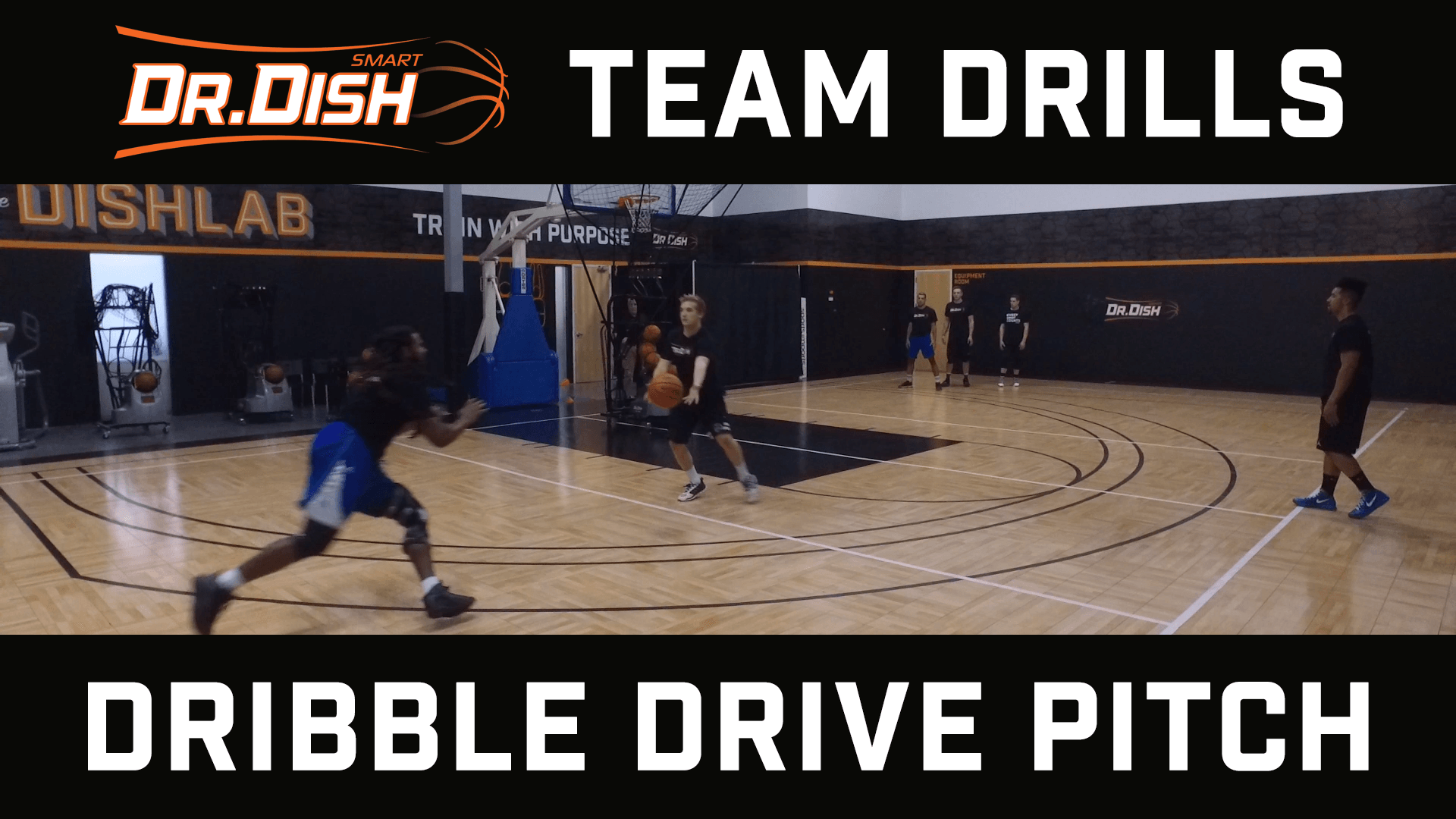 Team Drills: Drive and Pitch Drills with Coach Ed Andrist