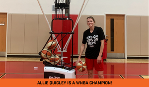 Allie Quigley Leads Chicago Sky to First Ever WNBA title